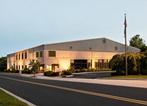 Hendersonville Operations Center, Hendersonville Construction