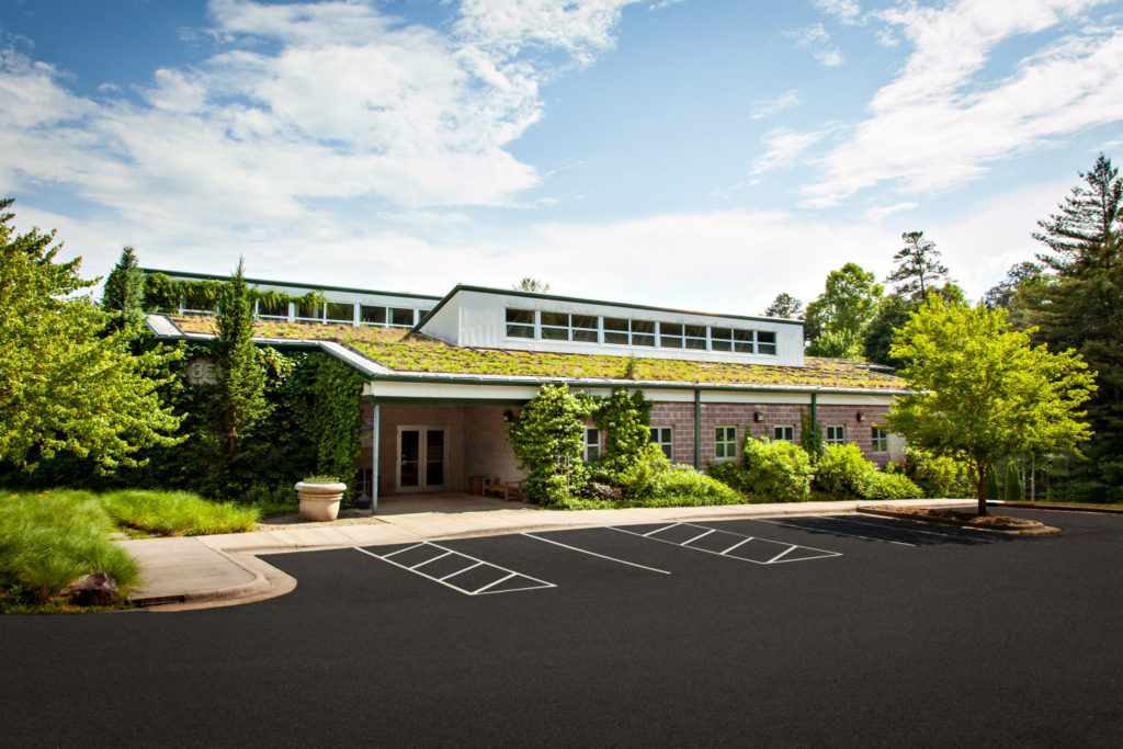 North Carolina Arboretum Operation Center