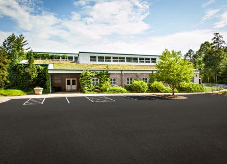 North Carolina Arboretum Operations Center