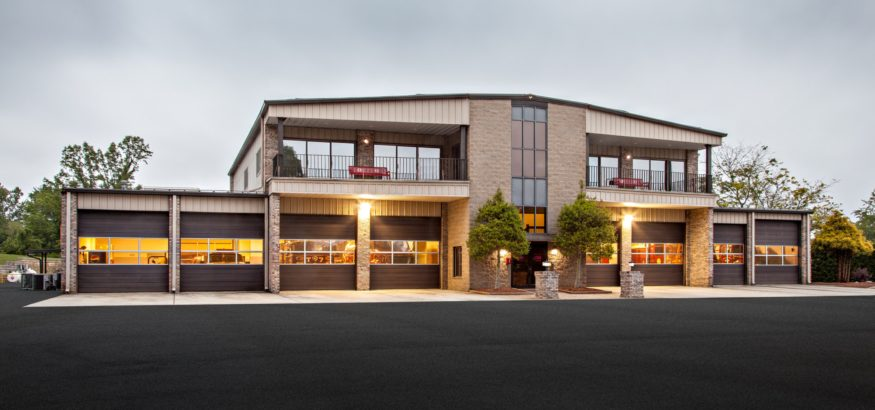 Valley HIll Fire Department