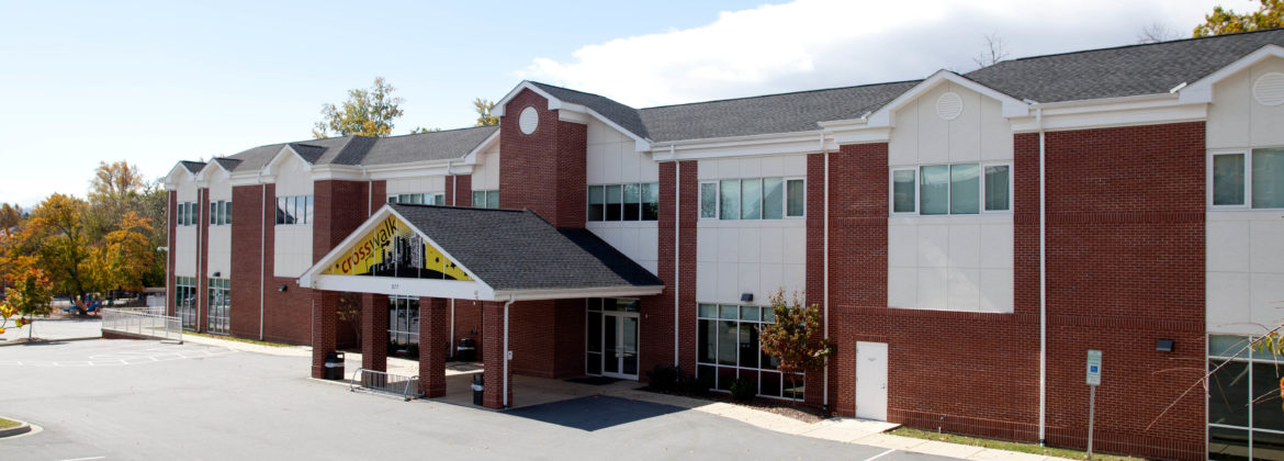 First Baptist Church Hendersonville Youth Building