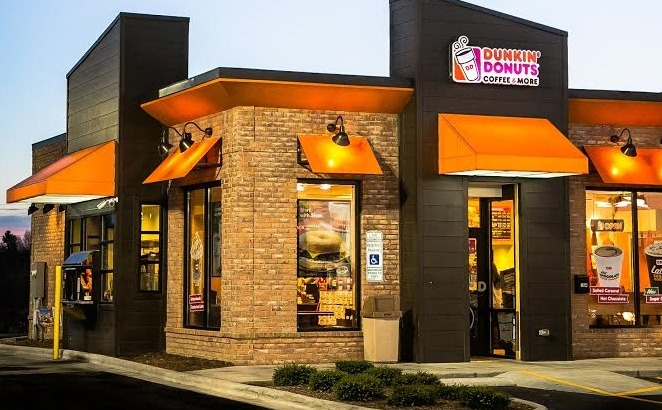 Dunkin Donuts Cooper Construction Company