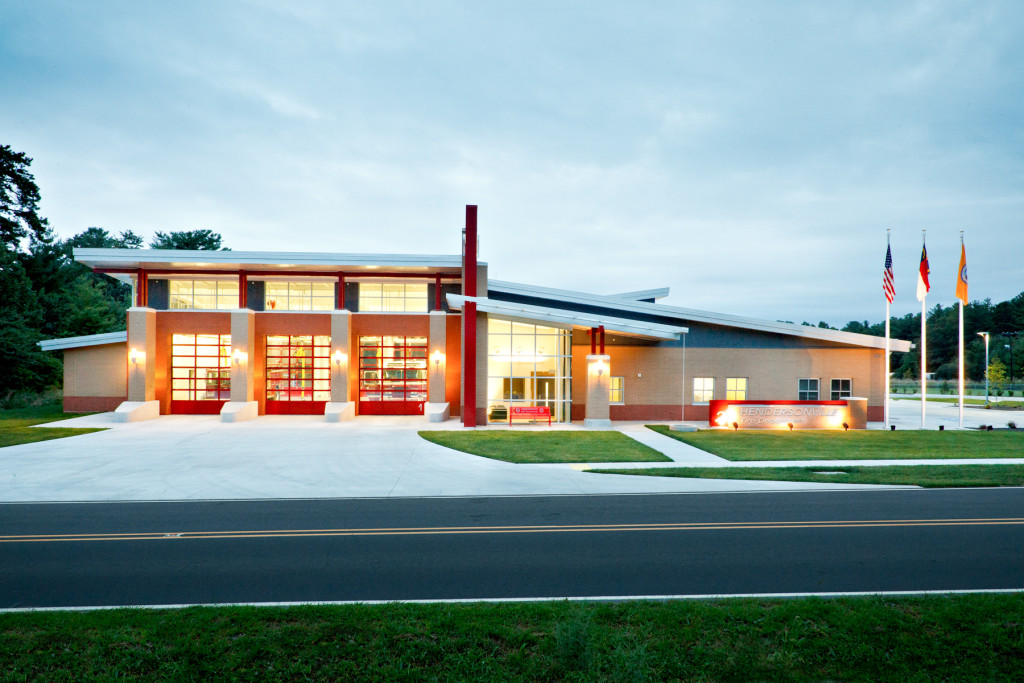 Cooper Construction Company, Hendersonville Fire Department