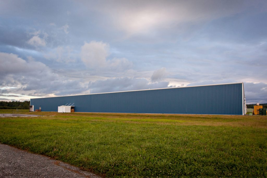 Tri-Hishtil, Mills River NC Agriculture, Cooper Construction Company