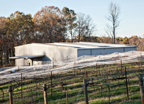 Russian Chapel Hills Winery, Cooper Construction Company