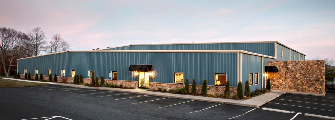 American Quality Foods, Cooper Construction Company
