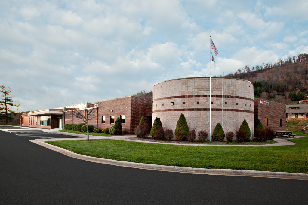 Anspach Advanced Manufacturing School, Cooper Construction Company