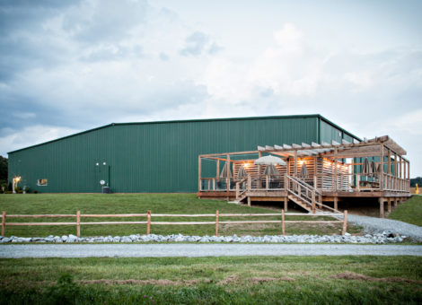 Cooper Construction Company, General Contractor from Hendersonville NC, Agriculture Construction in Mills River NC, Bold Rock Hard Cider