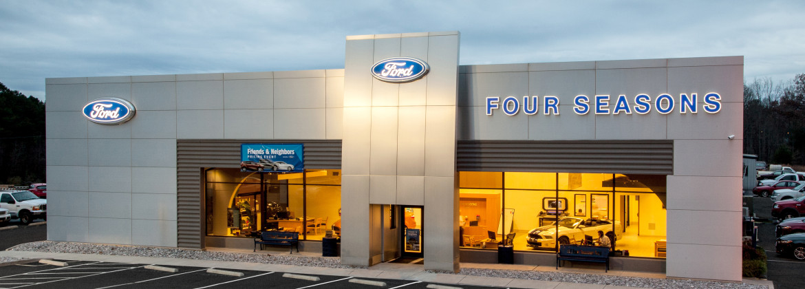 Four Seasons Ford, Cooper Construction Company