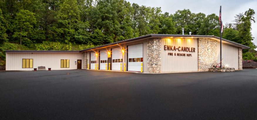 Enka Candler Fire Department