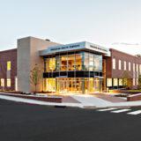Mars Hill, Ferguson Health Sciences Building, Hendersonville NC, General Contractor, Construction Company