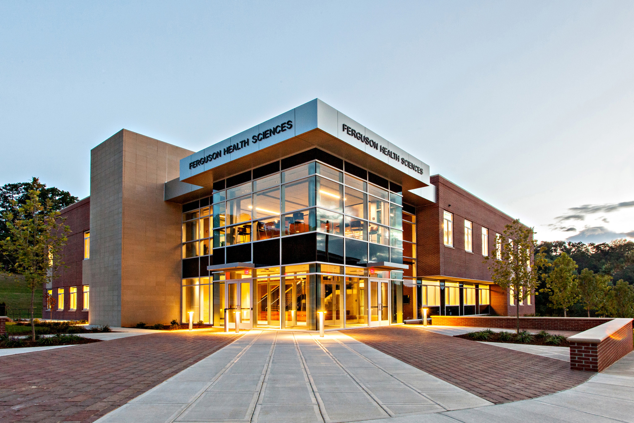 Mars Hill Ferguson Health Sciences Center