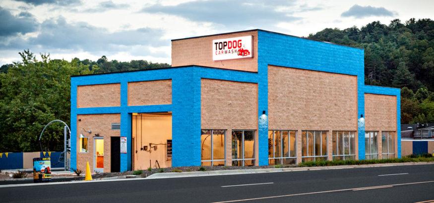 Top Dog Car Wash, Construction Companies Hendersonville NC, General Contractors Hendersonville NC