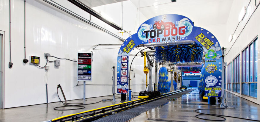 Top Dog Car Wash, Construction Companies Hendersonville NC, General Contractors Hendersonville NC
